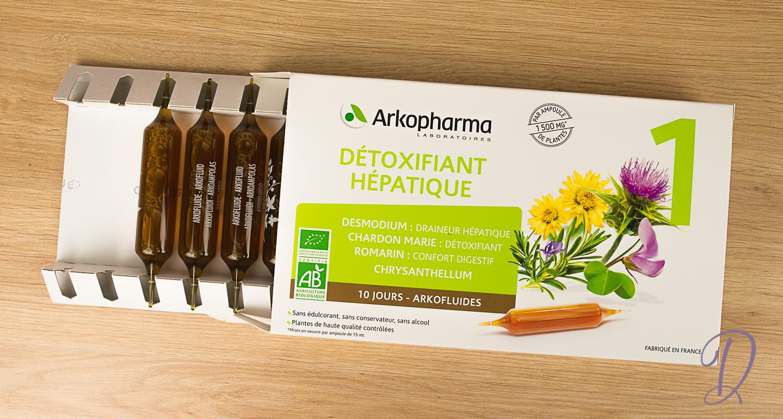 détoxifiant hépatique effets secondaires